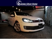 2012y VW ゴルフ GTI キャンディホワイト 走行36,000� 2,000ccターボ 純正HDDナビ 地デジ HID クルーズコントーロール
