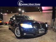 2010年 BMW320iツーリング・ブラックサファイア・34900km・スマートキー・HDDナビ・記録簿・ETC