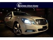 2011yメルセデス・ベンツ E250ワゴン CGI BE 125!ED カルサイトホワイト