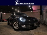 2013y VW ザ・ビートル デザイン 1.2 ディープブラックパールエフェクト 走行34,000km ワンオーナー車