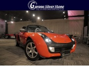 2004y Smart ロードスター ベースグレード スパイスレッド� 電動オープン 純正アルミホイール キーレス